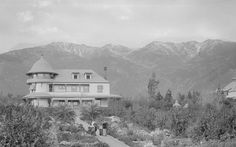 Historic Houses of California - Los Angeles County - Altadena - Andrew McNally House (1887)