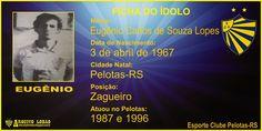 ARQUIVO LOBÃO: GALERIA DE CRAQUES - Eugênio