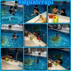 Yaptığımız her iş keyifle! #aquatictherapy #aquaterapi #hidroterapi #pediatric #turkey #antalya