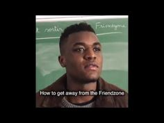 Comment sortir de la friendzone - Wil Aime How To Get Away, Cas, Youtube, Instagram, Going Out, Quotes, Love, Youtube Movies