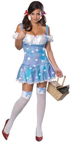 Disfraz chica Dorothy, El Mago de Oz