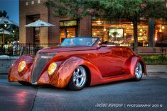 36 Ford Street Rod by eclipse_supremo, via Flickr