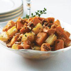 Roasted Sweet Potatoes | Cuisine at home eRecipes
