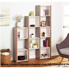 Simple Living Urban Room Divider/Bookcase - Overstock Shopping - Great Deals on Simple Living Media/Bookshelves Bookshelf Room Divider, Cool Bookshelves, Bookshelf Design, Bookshelf Decorating, Room Dividers, Book Shelves, Living Room Designs, Living Room Decor, Urban Rooms
