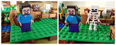 Minecrat Lego Sets THE FARM!  Click for close up pictures of this #Lego set.