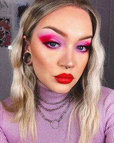 I Love Makeup, Crazy Makeup, Cute Makeup, Makeup Geek, Skin Makeup, Makeup Inspo, Makeup Addict, Makeup Inspiration, Beauty Makeup