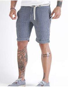 ΑΝΔΡΙΚΑ ΡΟΥΧΑ :: ΒΕΡΜΟΥΔΕΣ :: Υφασμάτινες Βερμούδες Patterned Shorts, Bermuda Shorts, Men, Fashion, Moda, Printed Shorts, Fashion Styles, Guys, Fashion Illustrations
