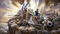 Guerra de Crimea-Defensores de Sebastopol