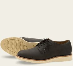 Maybe it's time for me to get a pair of buy it for life shoes - Redwing Postman Oxford