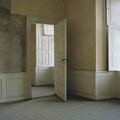Interior No. Shiplap Paneling, Wainscoting, Panelling, House Of Leaves, Vintage Interiors, Paris Photos, Raised Panel, Interior And Exterior, Ramen