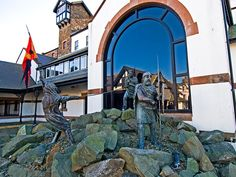 House of Manannan museum that focuses on Celtic, Viking,and Maritime traditions of Isle of Man