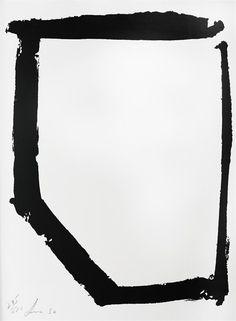 Richard Serra - Film Forum, Print