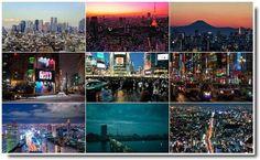 Tóquio, a cidade mais limpa e segura do mundo fotos