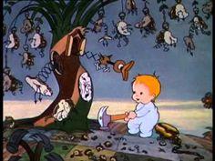 Disney's (1933) Lullaby Land - YouTube