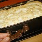 Tvarohový krémeš • recept • bonvivani.sk Dairy, Cheese, Food, Essen, Meals, Yemek, Eten
