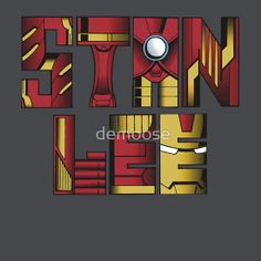 Stan Lee (Iron Man) Long Sleeve T-Shirt SOLD!!!!   GET 20% OFF POSTERS & PHOTO PRINTS. USE CODE GIVEPOSTERS20 OR GIVEPRINTS20