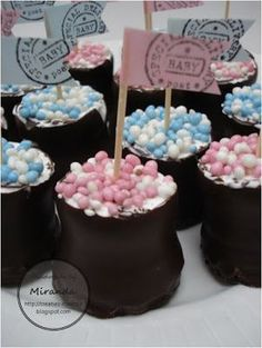 Ideas For Snacks Pregnancy Drinks Baby Shower Parties, Baby Boy Shower, Pregnant Drinks, Snacks Für Party, Birthday Treats, Partys, High Tea, Baby Time, My Baby Girl