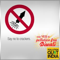 There are more enjoyable ways of celebrating Diwali. Share this now.