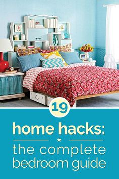 DIY Home Hacks for The Bedroom