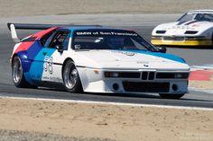 1978 BMW M1 driven by Henry Schmitt.