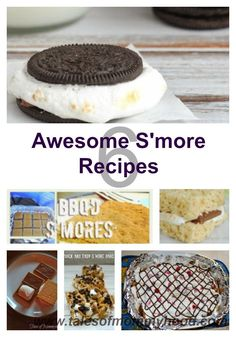 6 twists on the original s'more treat
