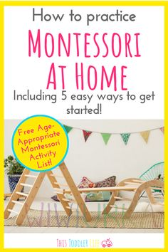 Learn how to practice Montessori at home with your Montessori family. How to start practicing Montessori. Montessori at home for toddlers. at home How To Practice Montessori At Home Montessori Room, Montessori Preschool, Montessori Education, Preschool At Home, Toddler Preschool, Baby Education, Toddler Playroom, Learning Games For Kids, Home Learning
