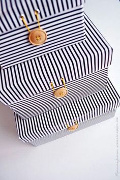 Recycle shoe boxes