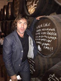 El actor malagueño Antonio de la Torre además de su merecido Goya ya tiene su lugar de honor en #ElPimpi