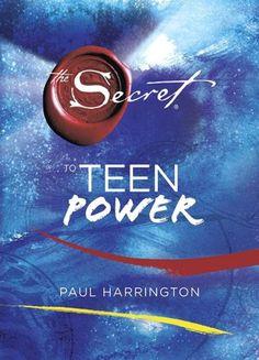 The Secret to Teen Power <3 Paul Harrington