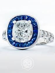 A unique sapphire engagement ring, based on Style sapphire rings at DK Gems best st maarten jewlery stores for your future rings and jewelry. Tacori Engagement Rings, Antique Engagement Rings, Engagement Jewelry, Old Jewelry, Custom Jewelry, Jewelry Box, Wedding Day Jewelry, Pear Shaped Diamond, Ring Designs