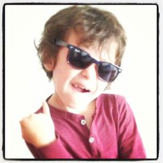 #citizenkid | Rock'n'roll was meant for me, babe ! Léo, 4 ans