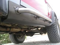 Ford Early Bronco Rock Sliders