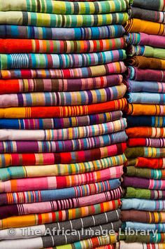 Kikois for sale, Dar es Salaam, Tanzania A kikoy is my number one item when… Tanzania, Kenya, African Textiles, African Fabric, Uganda, African Great Lakes, Dar Es Salaam, Great Lakes Region, African Safari