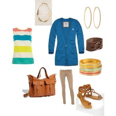 Color Pops!, created by ladyfashion76 on Polyvore