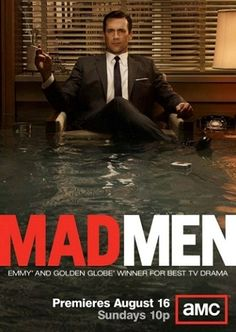 best poster of Mad Men . . .