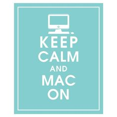 and mac on