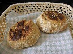 INGREDIENTES 2 cs de salvado de avena 2 cs de salvado de trigo 1 huevo 1 cs de queso batido 10 a 11 cs de leche en polvo ...