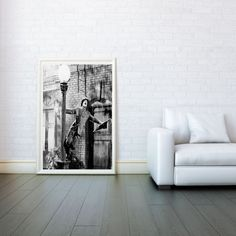 Movie Poster Singin' in the Rain Gene Kelly by VertigoAngle, $18.00