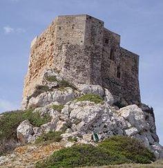 Castillo de Cabrera [? - Isla de Cabrera, Islas Baleares, España]