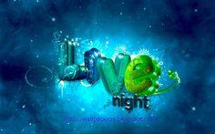 Kết quả hình ảnh cho good night hd wallpaper 3d
