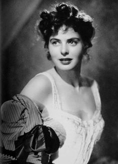 Ingrid Bergman lobbied to change parts with Lana Turner to be able to play the bad girl in Dr. Jekyll and Mr. Hyde