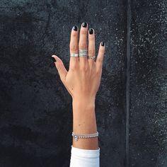 ✨Pretty little things✨ #ykmzz #silver #jewellery #bali #love #beautiful #detail #inspo #rings #style