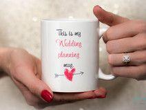 """Wedding planning Mug"" Kaffee Tasse Hochzeit HerzBeste Trauzeugin der Welt | Braut & Trauzeugin  http://de.dawanda.com/shop/JohannaLanger Hochzeit Braut Trauzeugin Trauzeuge Wedding Mug Bridesmaid Maid of Honor"