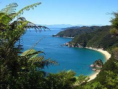 Abel Tasman, New Zealand
