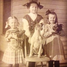 Trendy homesteading replete with chickens.   21 Glimpses Into The Past That Prove Some Things Never Change