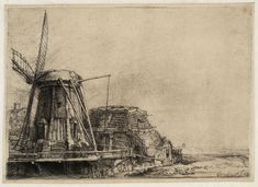 Rembrandt Harmensz. van Rijn (1606 - 1669) (graveur), 1641