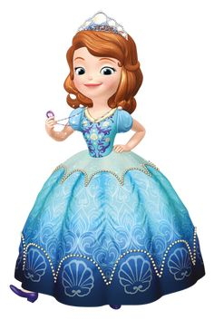 Sofia The First Cartoon, Sofia The First Characters, Girl Cartoon Characters, All Disney Princesses, Disney Princess Frozen, Disney Princess Pictures, Princess Sofia Party, Princess Sofia The First, Cute Pupies