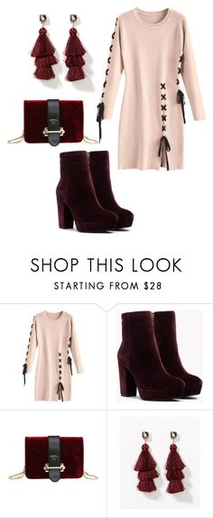 """""""Untitled #1945"""" by styledbytjohnson on Polyvore featuring LOFT"""