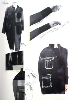 56 New Ideas design fashion sketches portfolio layout Mode Portfolio Layout, Fashion Portfolio Layout, Portfolio Design, Fashion Collage, Fashion Art, Trendy Fashion, Fashion Design, Fashion Textiles, Fashion Ideas