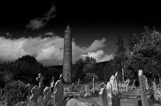 Glendalough ~ Co.Wicklow by ~CleaLlyfr on deviantART